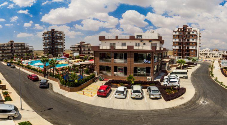 2+1 Tripleks Villa 106 m2 + 40 m2 Teras