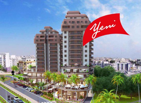Gazimagusa AVM & Residence Projemiz